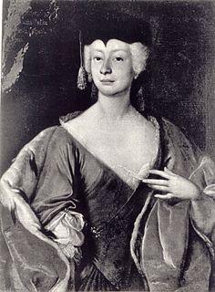 Konstancja Czartoryska (1700–1759) Polish noble