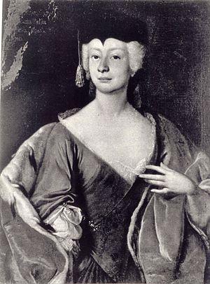Konstancja Czartoryska (1700–1759) - Image: Konstancja Czartoryska Poniatowska