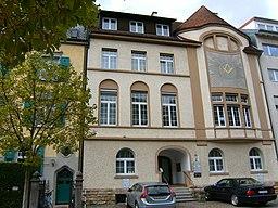 Schottenstraße in Konstanz