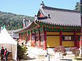 Korea-Gangwon-Woljeongsa Hall 1708-07.JPG