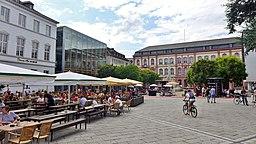 Kornmarkt in Trier
