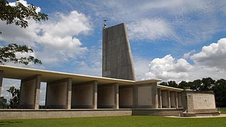 Commonwealth War Graves Commission - The Kranji War Memorial, a World War II memorial in Singapore, commemorating 24,306 casualties