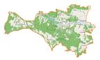 Jacnia - Stok narciarski - Tomaszów Lubelski
