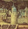Krautturm des Heidelberger Schlosses von Jacques Fouquieres um 1618.jpg