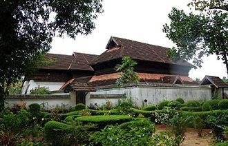 Marthanda Varma - Krishnapuram Palace