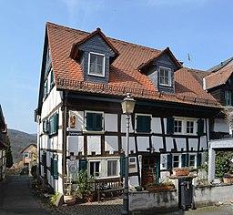 Vogelgesanggasse in Kronberg im Taunus
