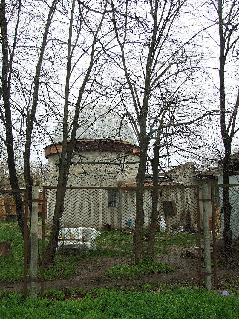 Kryzhanivka observatory.jpg