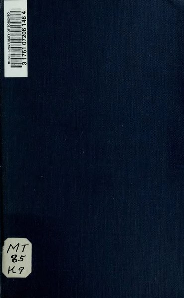 File:Kufferath - L'Art de diriger l'orchestre, 1890.djvu