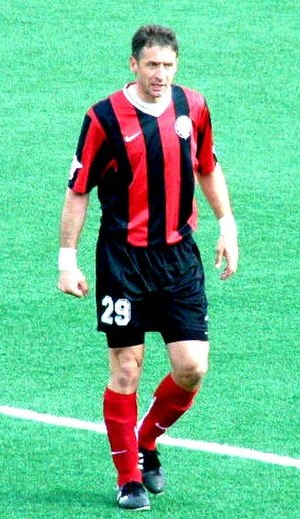 Martin Kushev - Kushev playing for Amkar