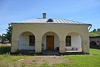 Kyminlinna, South-western guardhouse 2.jpg