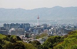 Kyoto – Veduta