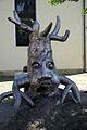 Lübbenau - Brunnen vor der Nikolaikirche 0001.jpg
