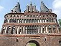 Lübeck Holstentor - panoramio.jpg
