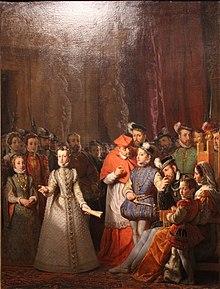Mary Stuart - alla corte di Enrico II di Francia