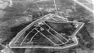 Loring Air Force Base - Weapons Storage Area in 1967