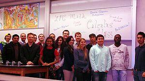 Las Positas College - Las Positas College students, 2013