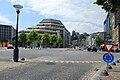 La Banque Fortis, à l'angle de la rue Hamal et du boulevard de la Sauvenière à Liège.jpg