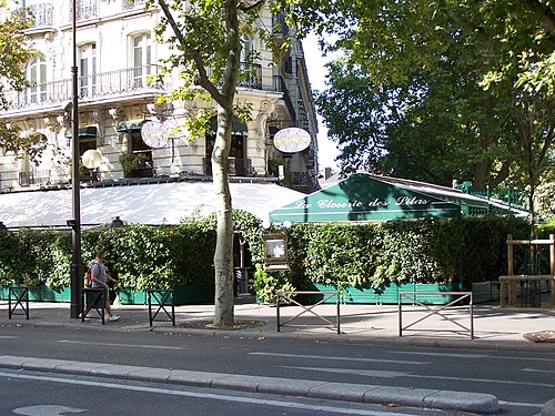 Thumbnail from Closerie des Lilas