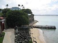 חומות מצודת סן חואן