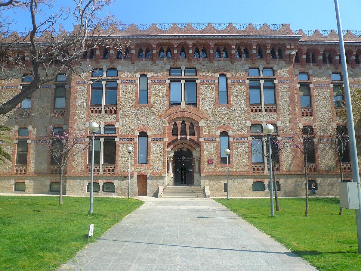 Casa Provincial de Maternitat i Expòsits de Barcelona - Viquipèdia ...