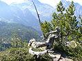 La signora - parco mont avic 01.JPG