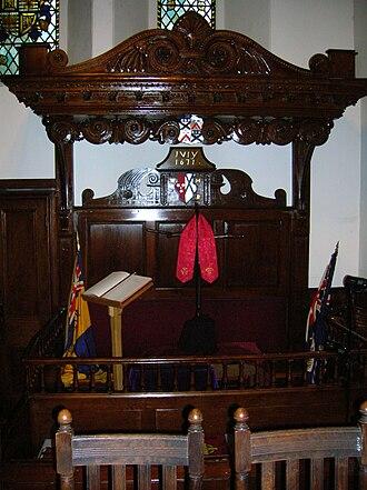 Kilbirnie Auld Kirk - The Ladyland Loft in the Auld Kirk.