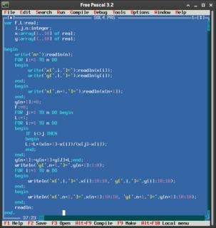 Pascal (programming language) Programming language