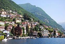 Tranquil Lake Como