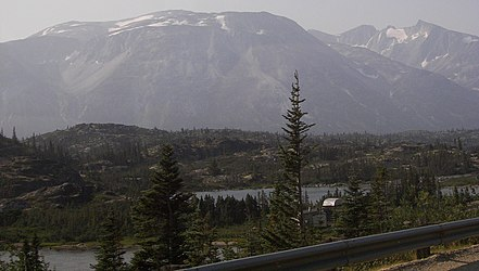 Lake from Klondike Highway, British Columbia.jpg