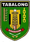 Official seal of Tabalong Regency