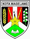 Official seal of Magelang