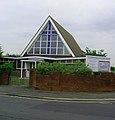 Lancashire BLACKPOOL Marton United Reformed Church (33569339381).jpg
