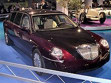vendo lancia thesis limousine