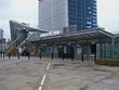 Langdon Park DLR stn east entrance.JPG