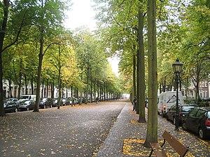 Lange Voorhout - Image: Lange voorhout
