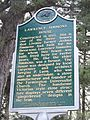 Lawrence Simmons House Marker.JPG