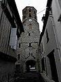 Layrac (47) Église Saint-Martin Tour-clocher 01.JPG
