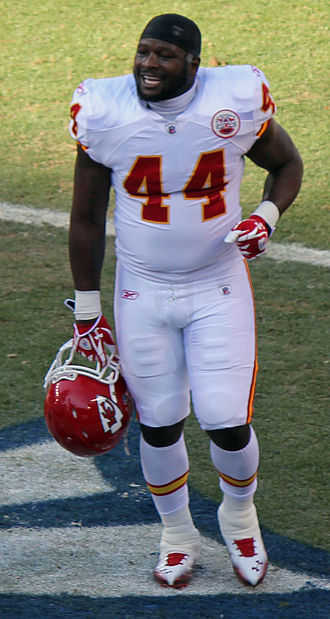 Le'Ron McClain - McClain with the Chiefs in 2011.
