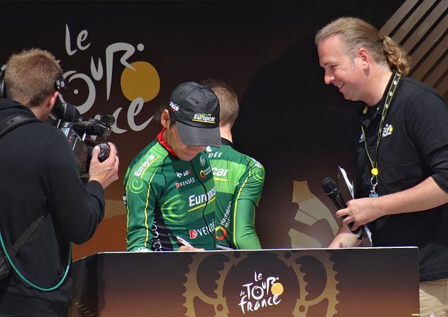 Le Touquet-Paris-Plage - Tour de France, étape 4, 8 juillet 2014, départ (B014).JPG