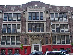 Henry C. Lea Elementary School - Henry C. Lea School of Practice, September 2010