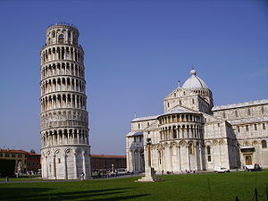 Leaning Tower - Pisa.