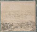 Leclerc La prise de Doesbourg par Louis XIV en 1672 lors de la guerre de Hollande.png