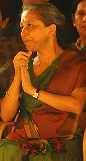 Leela Samson Indian choreographer