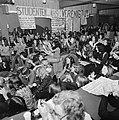 Leerlingen Noordhollandse scholengemeenschap in Amsterdam in staking, Bestanddeelnr 927-1502.jpg
