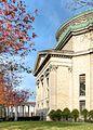 Left Transept of Gould Memorial Library, Bronx Community College.jpg