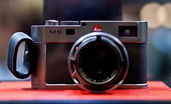 Leica M9 Titanium at Photokina.jpg
