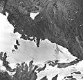 Lemon Creek Glacier, mountain glacier remnents, September 16, 1966 (GLACIERS 5994).jpg