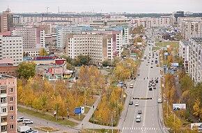 Lenin-st., Surgut, Rusio 04.jpg