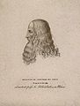 Leonardo da Vinci. Stipple engraving. Wellcome V0006059.jpg