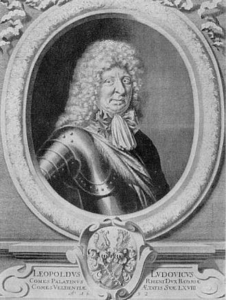 Leopold Louis, Count Palatine of Veldenz - Leopold Louis, Count Palatine of Veldenz.